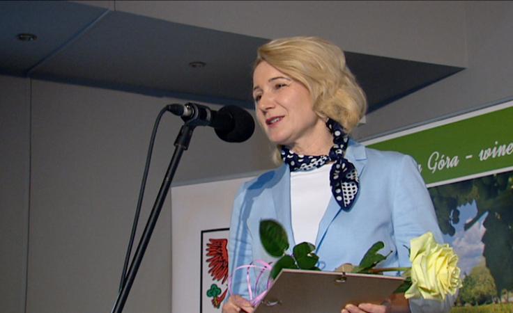 Barbara Kuraszkiewicz-Machniak dziennikarką roku 2017