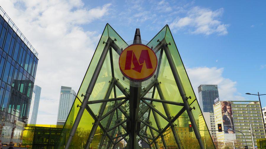 Duze Zmiany Na Brodnie W Zwiazku Z Budowa Ii Linii Metra Tvp3