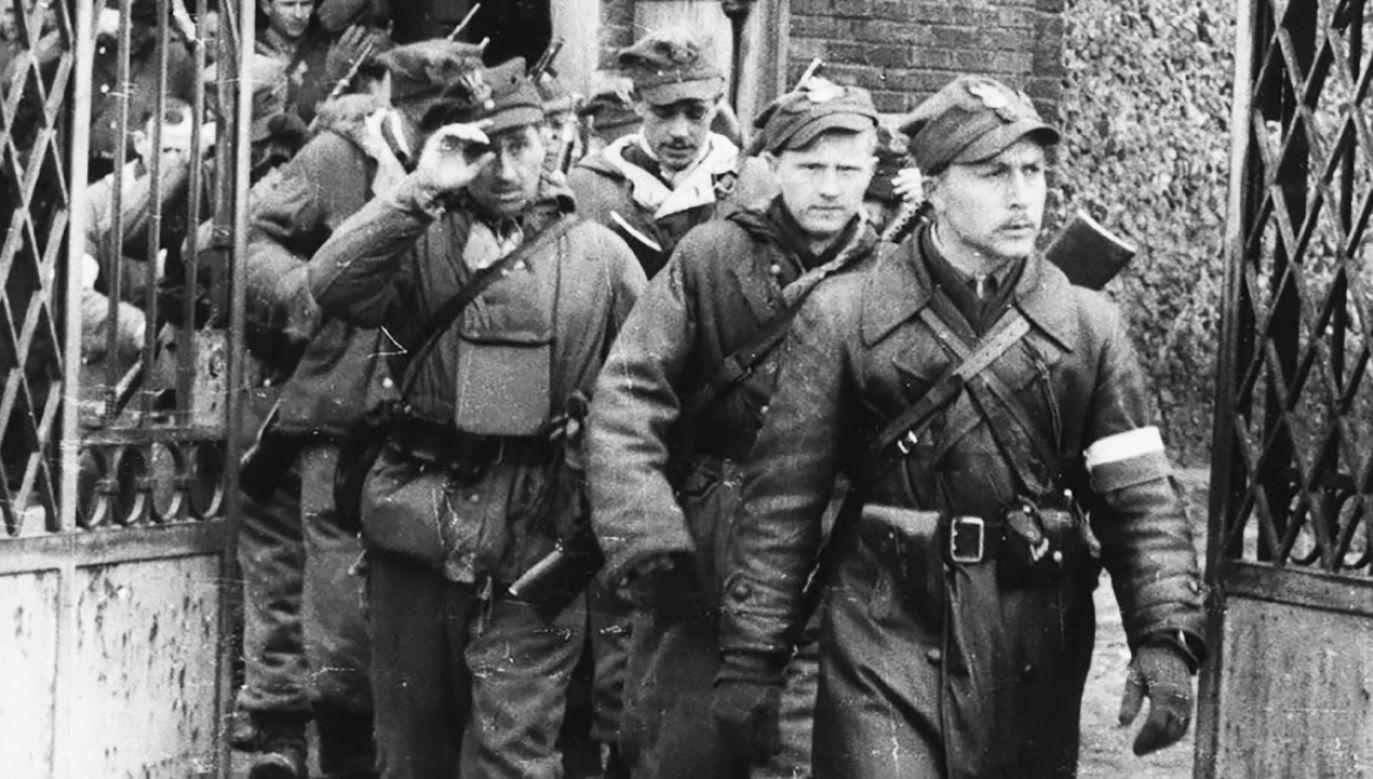 Wielkanoc 1944 r. Romuald Rajs