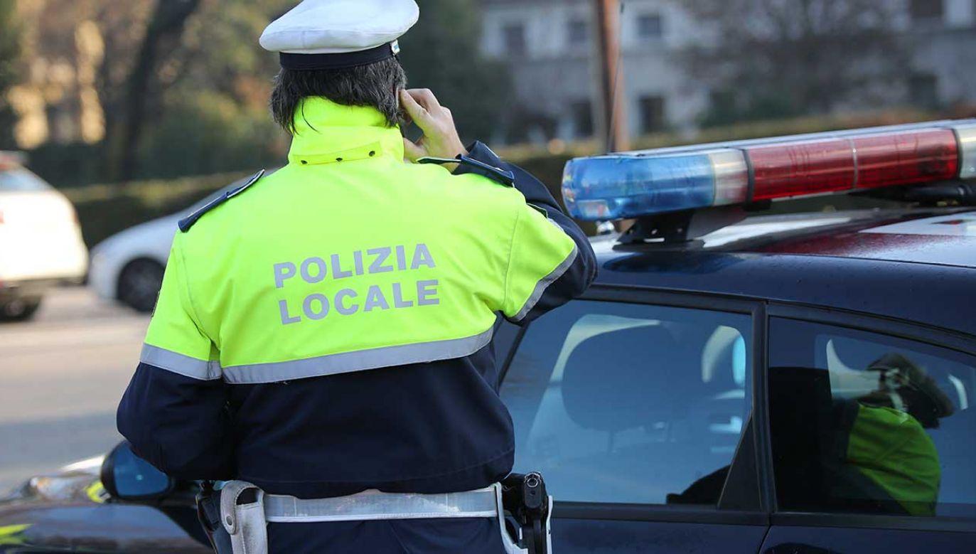 Sprawca został szybko zatrzymany przez policję (fot. Shutterstock/ChiccoDodiFC)
