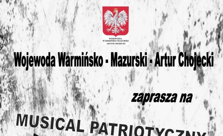 Musical patriotyczny odbędzie się 17 czerwca