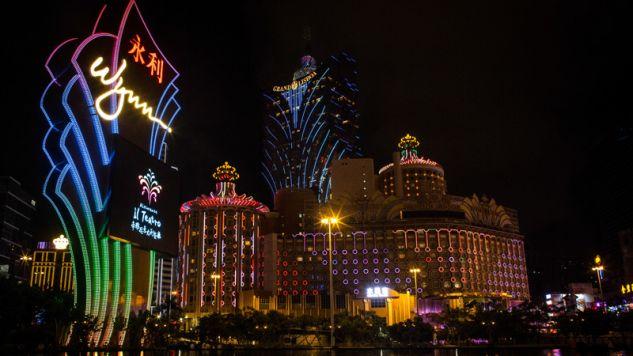 Las Vegas nigdy nie śpi (fot. Bilgin Sasmaz/Anadolu Agency/Getty Images)