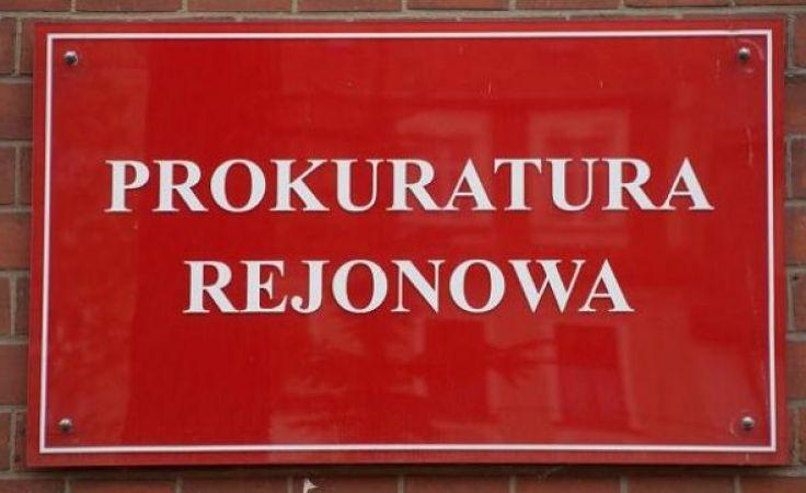 Zdaniem prokuratury, nie jest wykluczone, że zarzuty mogą zostać przedstawione także innym osobom