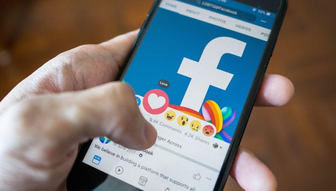 Facebook zaprzecza zarzutom regulatora (fot. Shutterstock/Wachiwit)