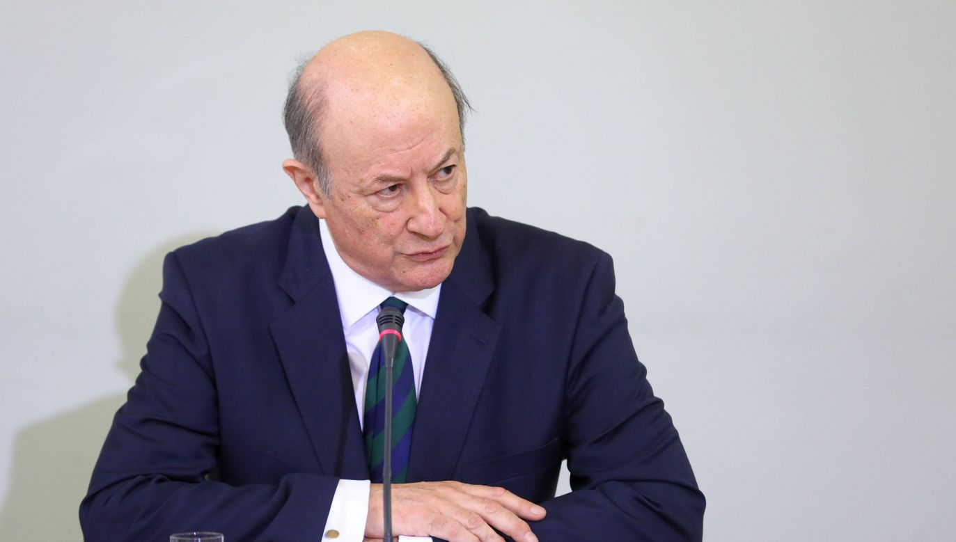 Ex-minister Rostowski questioned by parliamentary commission. Photo: PAP/Rafał Guz
