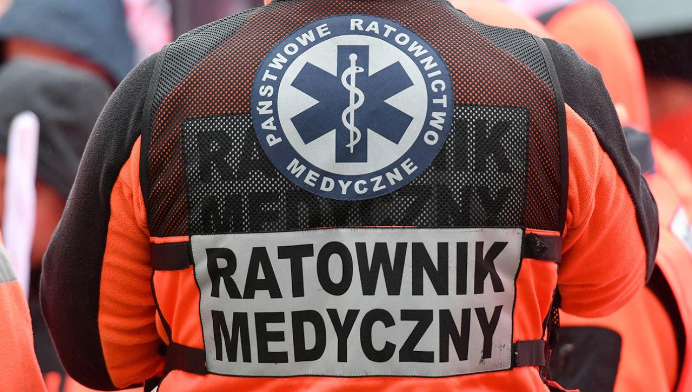Sprawa dotyczy kilkuset ratowników w całej Polsce (fot. arch.PAP/Piotr Polak, zdjęcie ilustracyjne)