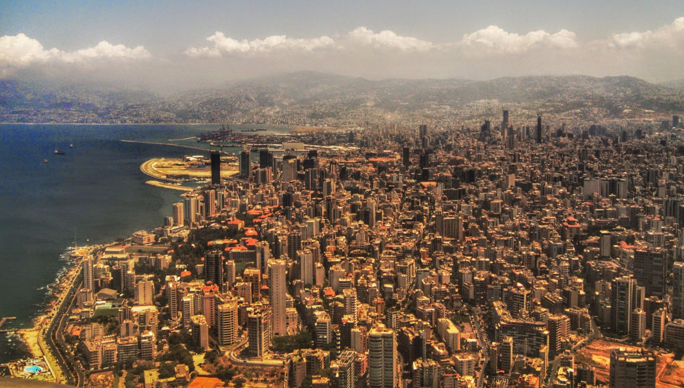 LOT flights to Beirut will start in June next year. Photo: Wikimedia Commons