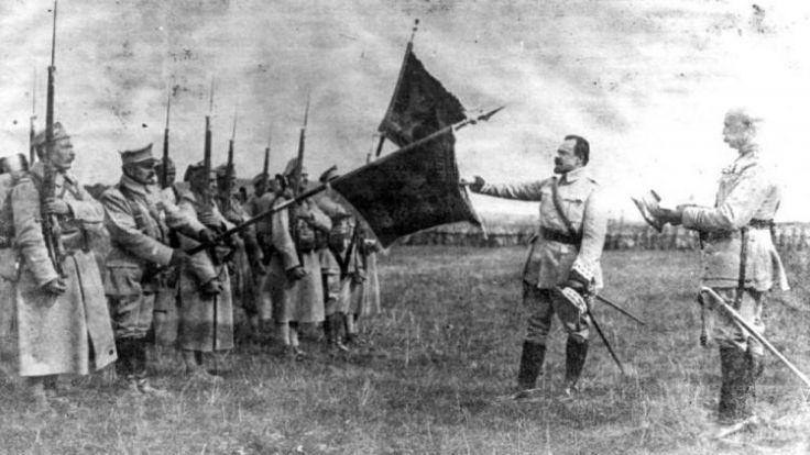 Fot. NAC. http://dzieje.pl/wystawy/blekitna-armia-gen-hallera-we-francji-wystawa