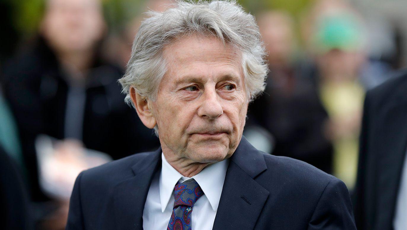 Roman Polański (fot. Andreas Rentz/Getty Images)