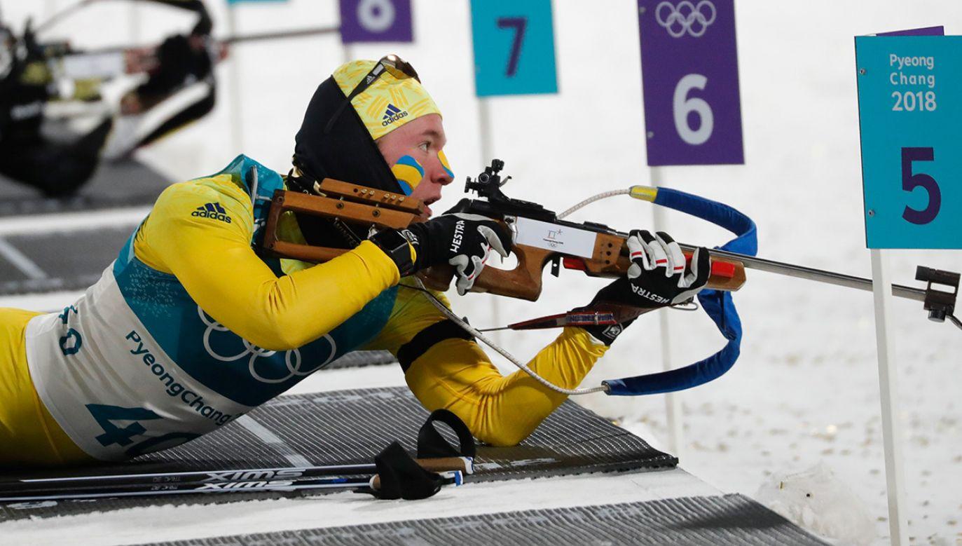 Olimpijczyk krytykował doping wśród rosyjskich sportowców, za co otrzymał pogróżki (fot. arch. PAP/EPA/ANTONIO BAT)