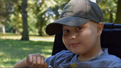 Piknik rodzinny dla Wojtka. Chłopiec choruje na białaczkę