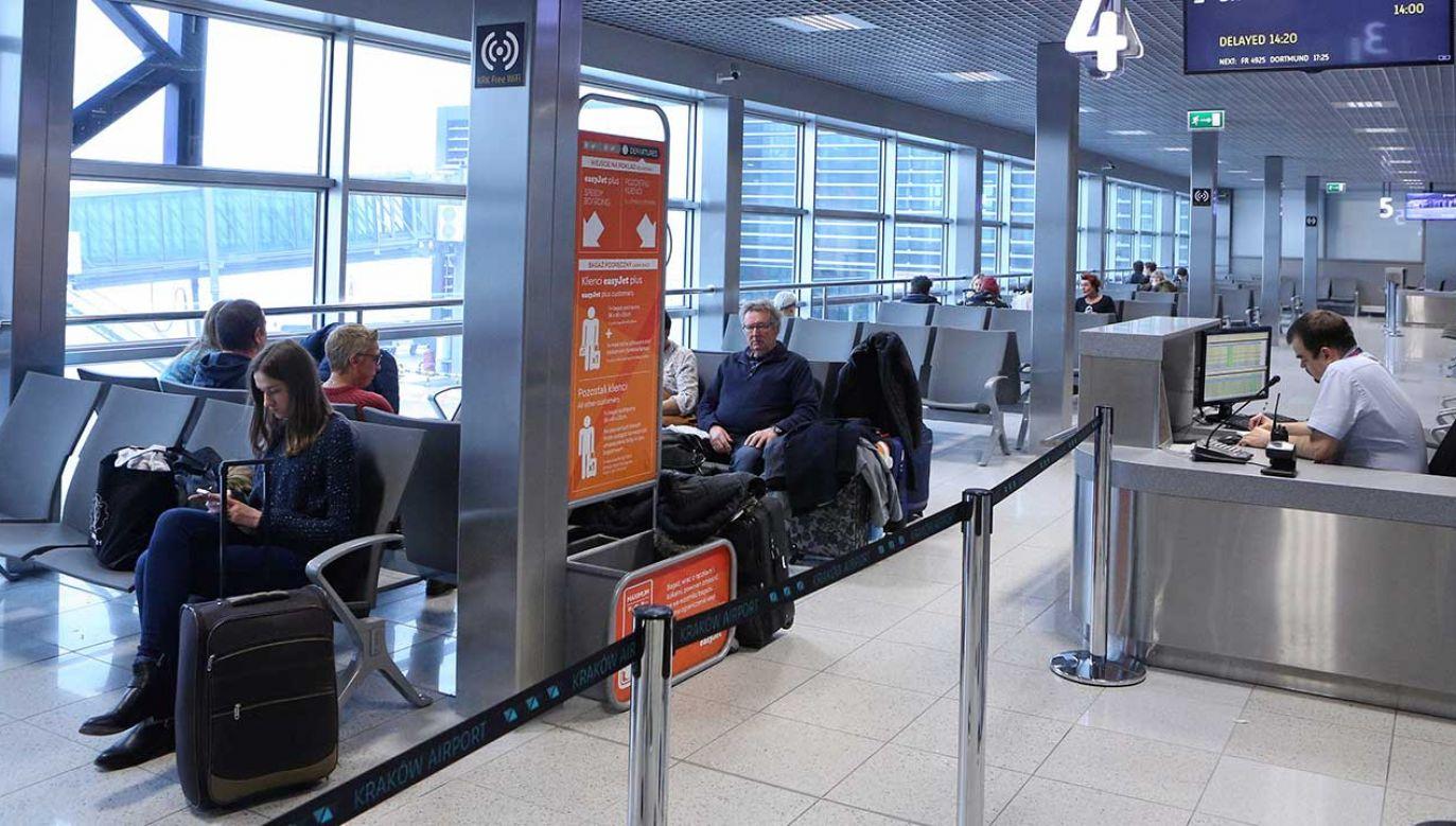 EasyJet był jednym z pierwszych przewoźników niskokosztowych na krakowskim lotnisku, który rozpoczął tam loty 14 lat temu (fot. arch. PAP/Stanisław Rozpędzik)