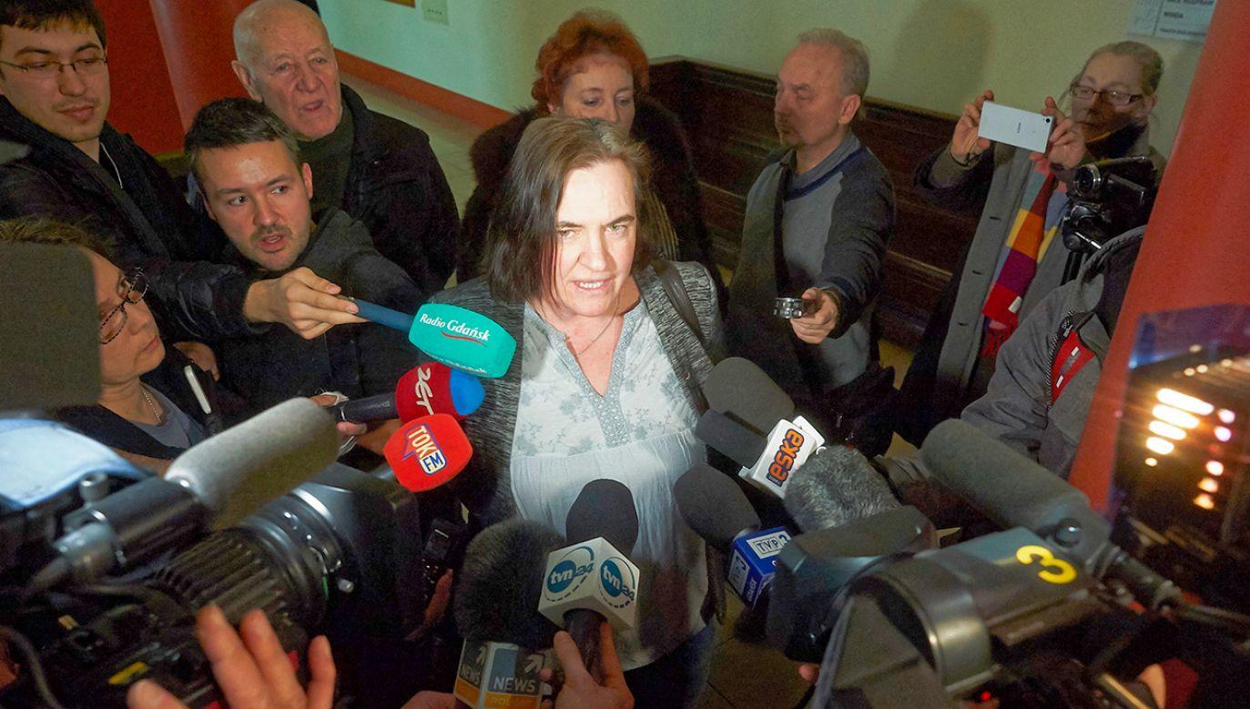 Radna PiS Anna Kołakowska (fot.  PAP/Dominik Kulaszewicz)