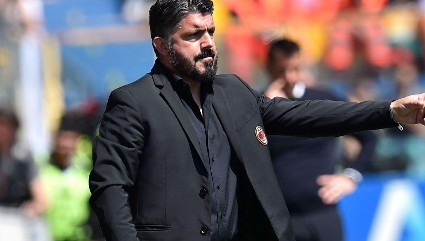 Gennaro Gattuso (fot. Getty Images)
