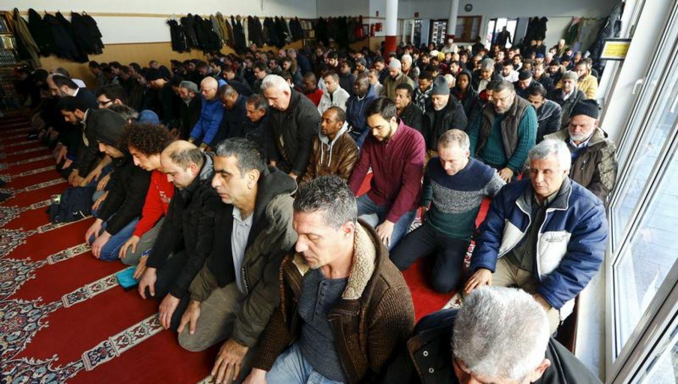 Według niemieckiego polityka islam jest częścią Europy (fot. REUTERS/Wolfgang Rattay)
