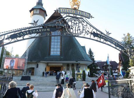 Sanktuarium Narodowe Matki Bożej Fatimskiej
