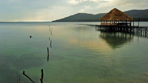 Archeolodzy typują, że badany obszar był miejscem kultu od okresu protoklasycznego do późnego okresu klasycznego (fot. FB/Petén Itzá Project - Underwater Archaeological Expedition to Guatemala/fot. Robert Słaboński