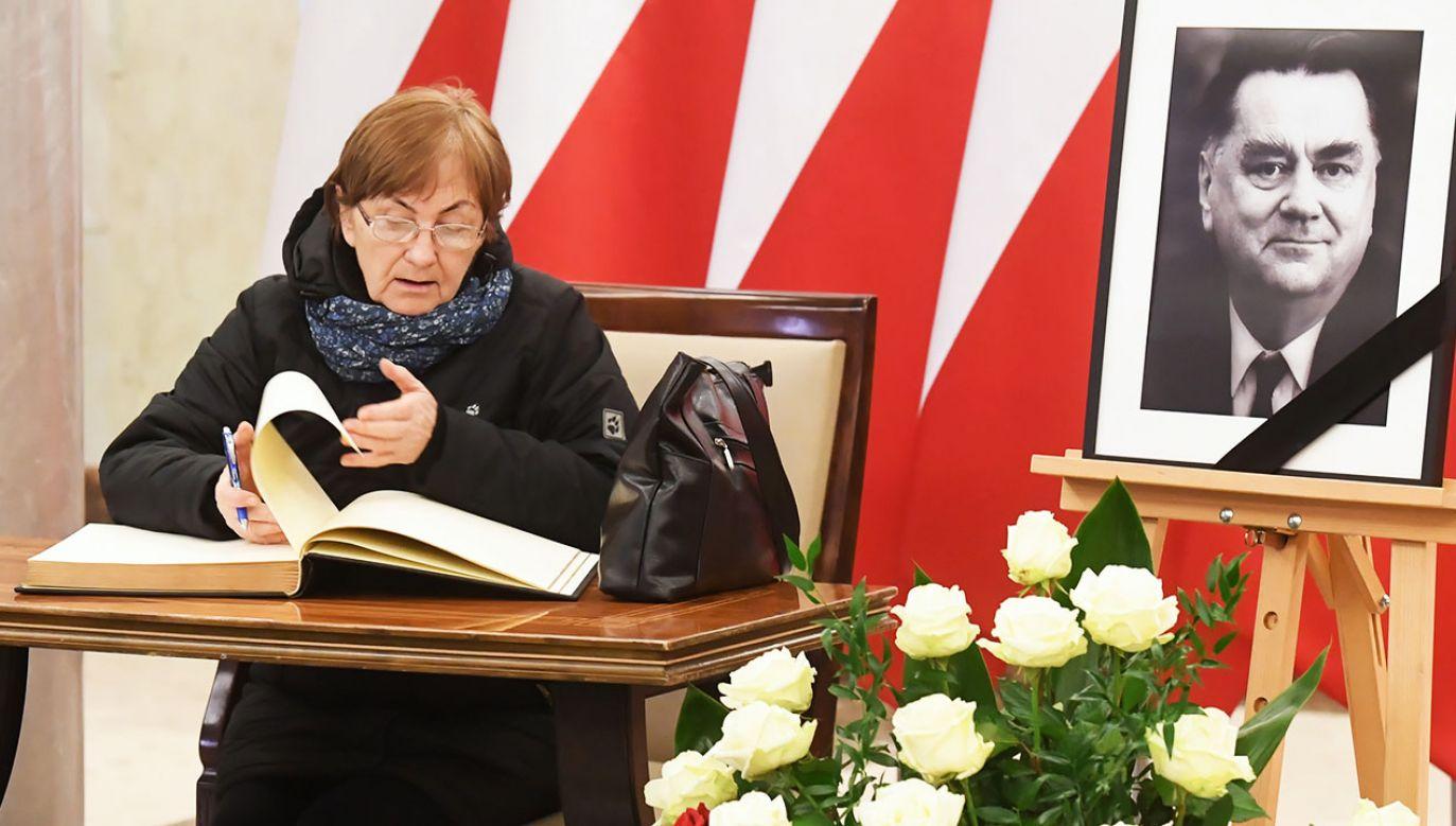 """""""Magazyn śledczy Anity Gargas"""" w czwartek w TVP 1 (fot. PAP/Piotr Nowak)"""