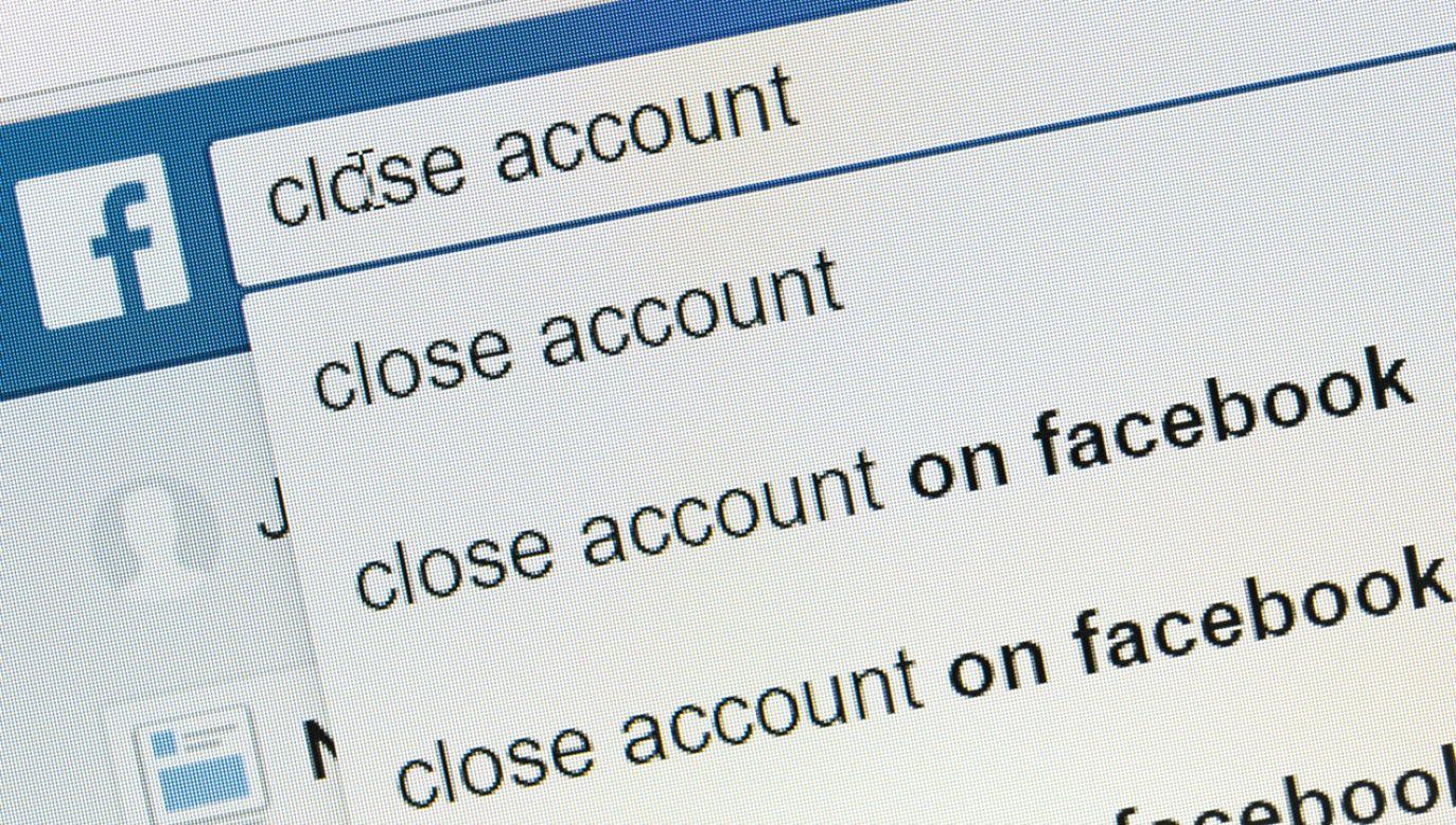 Minister cyfryzacji Marek Zagórski skomentwał blokowanie kont niektórych organizacji (fot. Shutterstock)