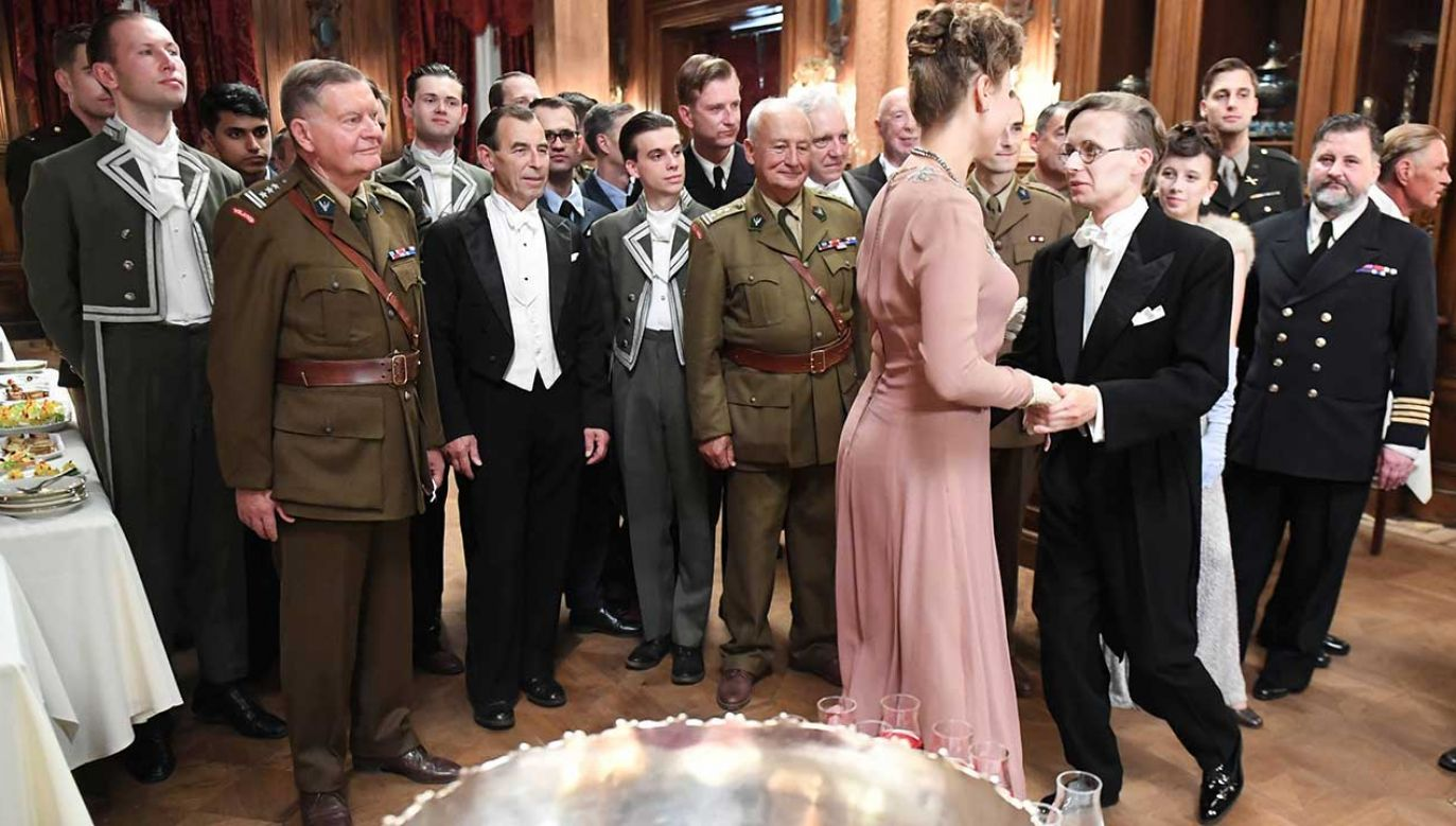 Aktorzy na planie nowego filmu Władysława Pasikowskiego, pod roboczym tytułem