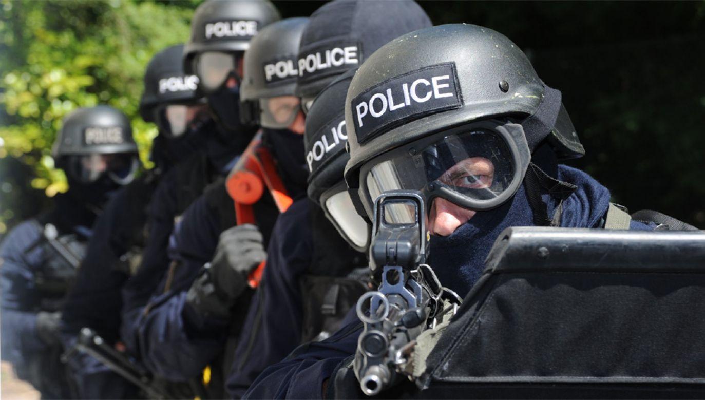 Brytyjska policja rozpracowała gang neonazistów (fot. FB/Counter Terrorism Police UK)