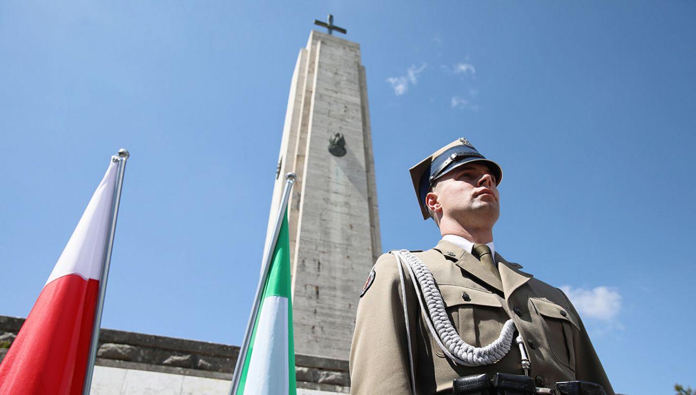 Centralne uroczystości rocznicy bitwy pod Monte Cassino z udziałem prezydentów Polski i Włoch odbędą się w sobotę (fot. PAP/Leszek Szymański)