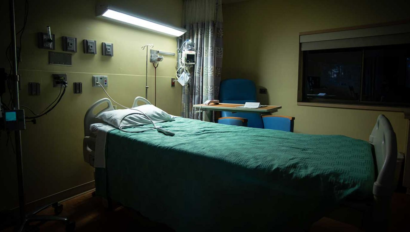 Dziecko nie było zaszczepione przeciwko ospie (fot. Shutterstock/Darwin Brandis)