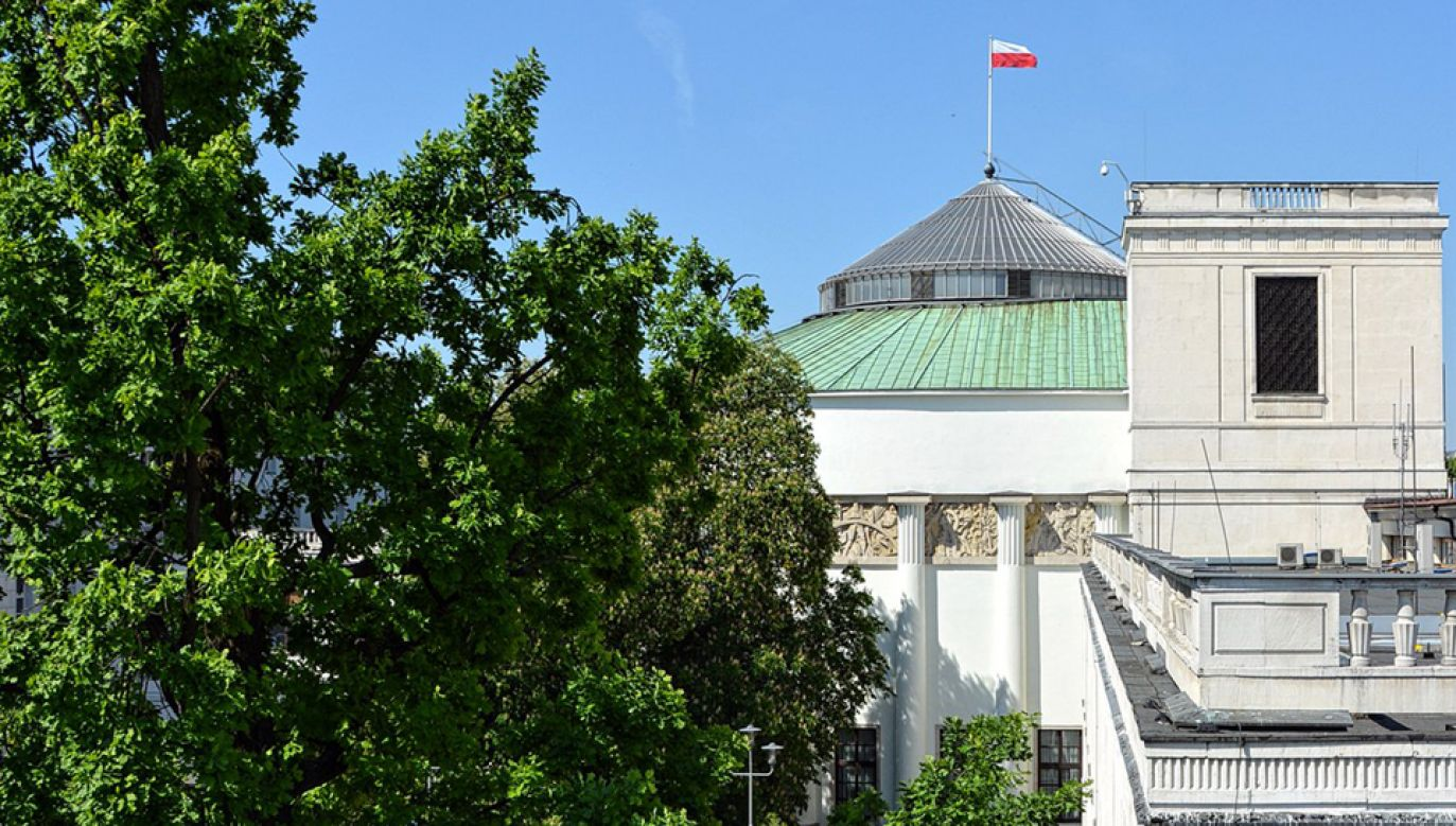 Odpowiedź na interpelację jest udzielana posłom w formie pisemnej (fot. TT/Kancelaria Sejmu)