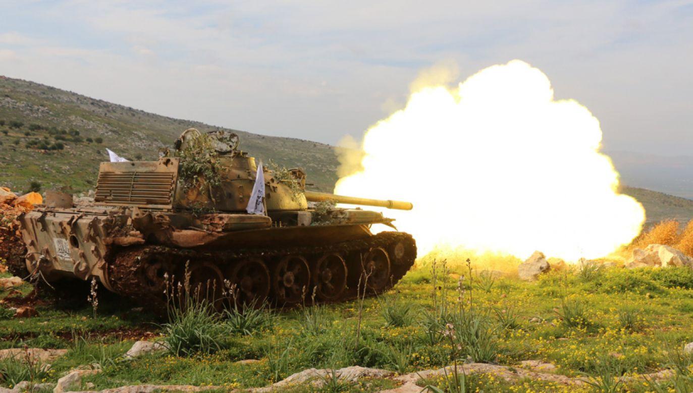 Szanse na ograniczenie wojen są znikome (fot. Mahmud Faysal /Anadolu Agency/Getty Images)