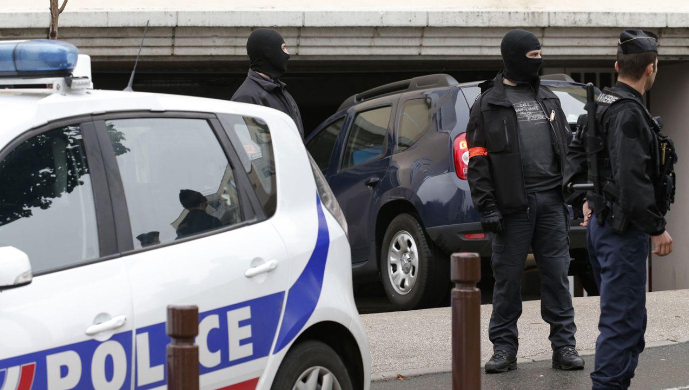 We Francji powstanie także Krajowa Prokuratura Antyterrorystyczna (fot. REUTERS/Christian Hartmann)