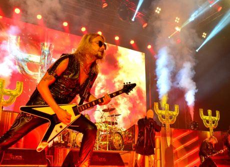 Koncert zespołów Judas Priest i Megadeth 13.06. 2018 r. w Spodku w Katowicach