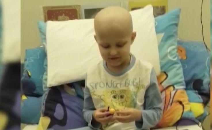 Coraz więcej małych pacjentów onkologicznych