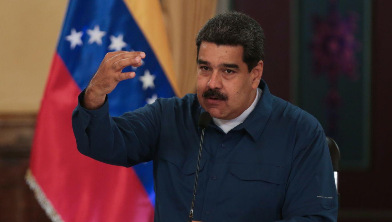 Prezydent Wenezueli Nicolas Maduro podniósł w sobotę pensję minimalną z ponad 5 mln do 180 mln boliwarów