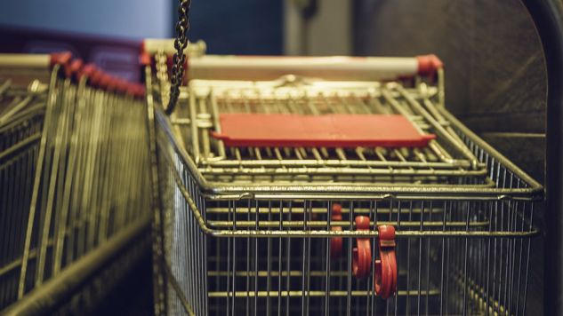 Policja znalazła 10 skradzionych wózków (fot. Pixabay/markusspiske)
