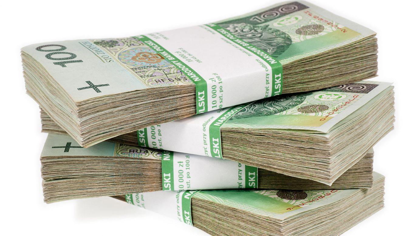 Okres funkcjonowania piramidy zależy od napływu ich środków finansowych  (fot. Shutterstock/FotoDruk.pl)