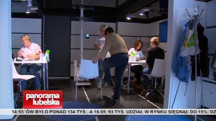 Zaproszenie Na Bezpłatne Badania Tvp3 Lublin Telewizja Polska Sa