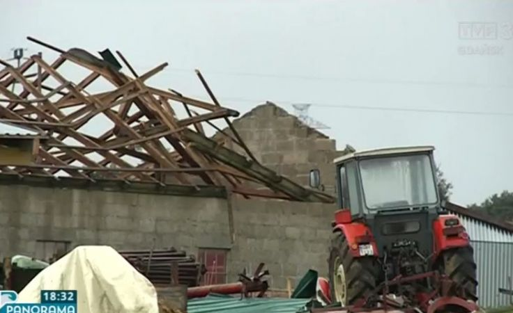 Kolejny dzień walki ze skutkami żywiołu na Kaszubach