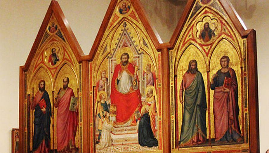 14 Prac Giotta Na Wyjątkowej Wystawie W Mediolanie