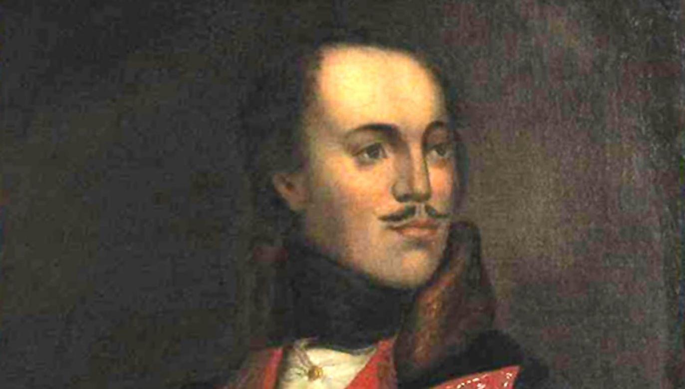 Portrait of Count Casimir Pulaski. Photo: pl.wikipedia.org/Marcin K