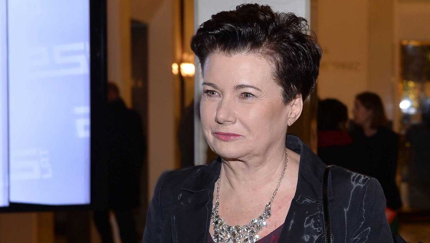 Hanna Gronkiewicz-Waltz (fot. arch. PAP/Marcin Kmieciński)
