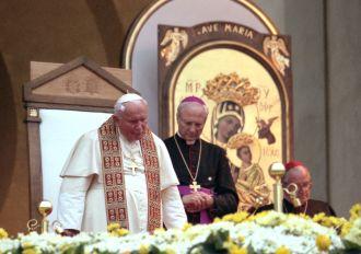 Ja bym z takim papieżem nie wytrzymał