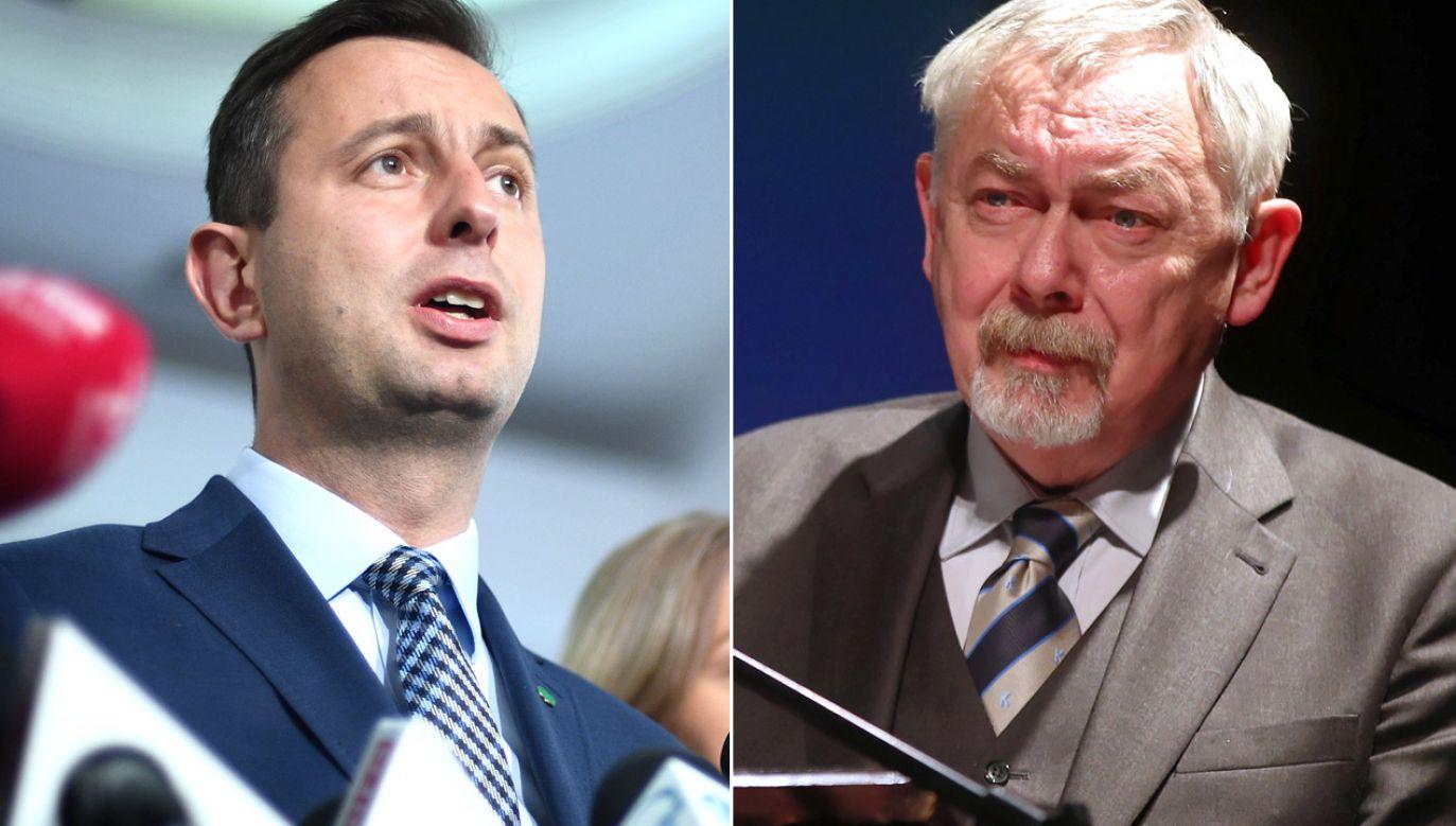Władysław Kosiniak-Kamysz uważa, że zarządzanie przez konflikt, jak czyni to Jacek Majchrowski, to sukces (fot. arch.PAP/Jacek Turczyk/PAP/Łukasz Gągulski)
