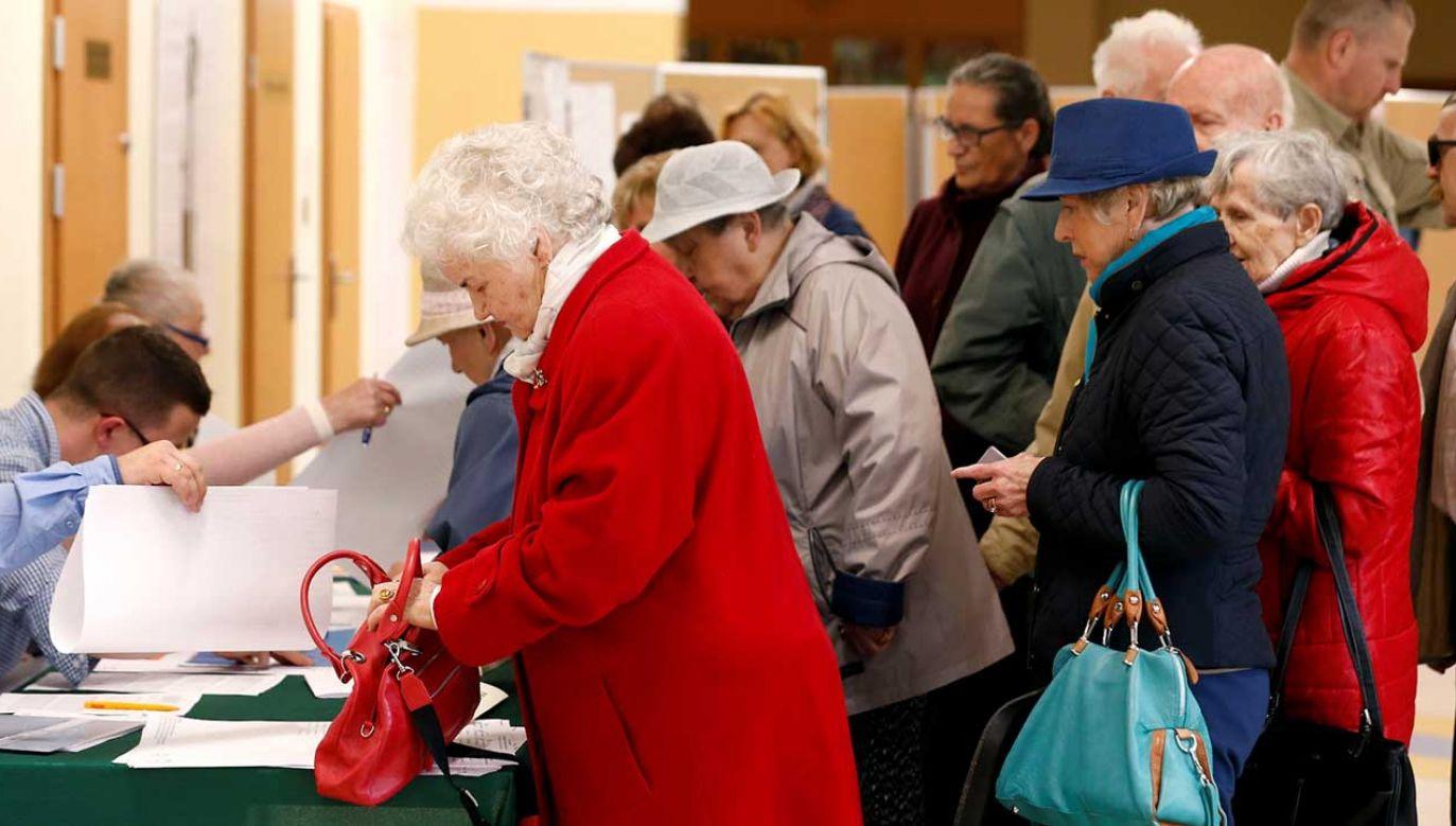 W pierwszym w historii głosowaniu, w 2004 roku, wzięło udział 20,87 proc. wyborców (fot. REUTERS/Kacper Pempel)