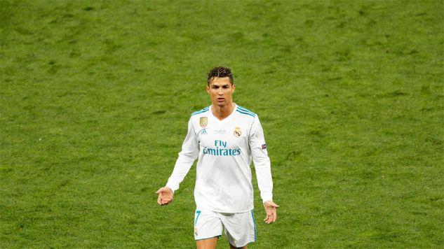 Cristiano Ronaldo czterokrotnie wygrał z Realem Ligę Mistrzów (fot. PAP/EPA/ROBERT GHEMENT)