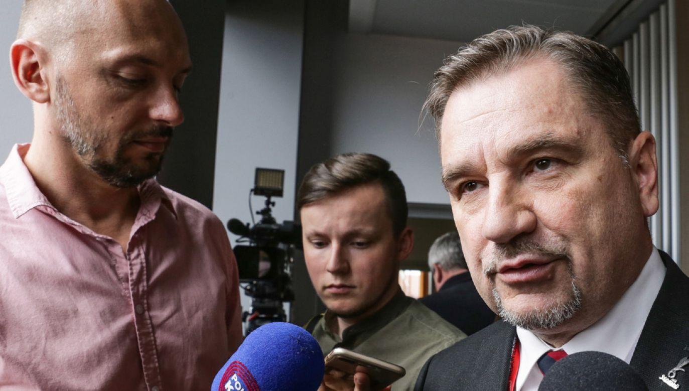 """Rządową propozycję skomentował Piotr Duda, szef """"Solidarności"""