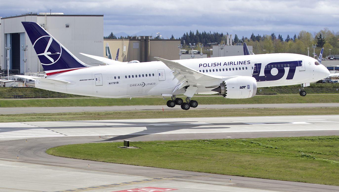 Boeing 787 Dreamliner (fot. Stephen Brashear/Getty Images)