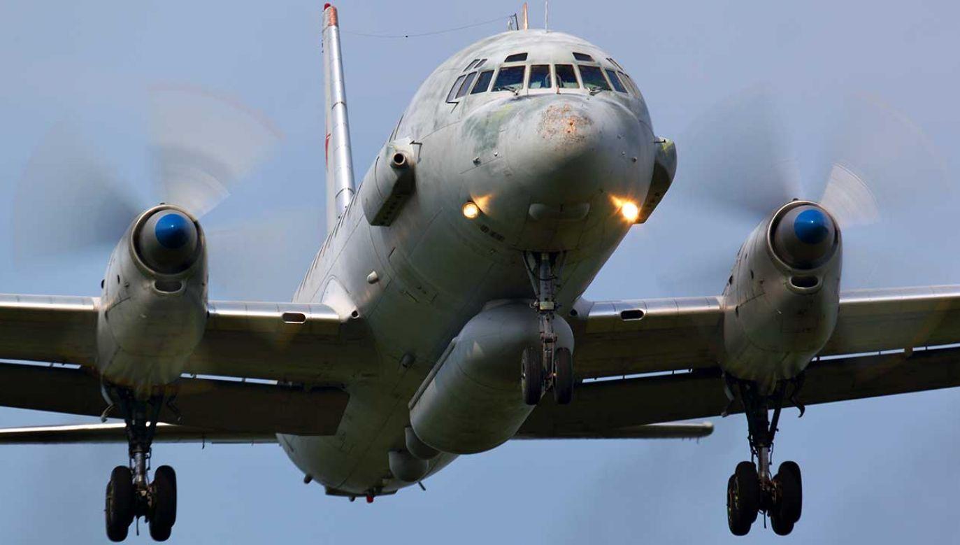 Rosjanie twierdzą, że izraelskie myśliwce F-16 użyły rosyjskiej maszyny jako osłony (fot. Shutterstock/Fasttailwind)