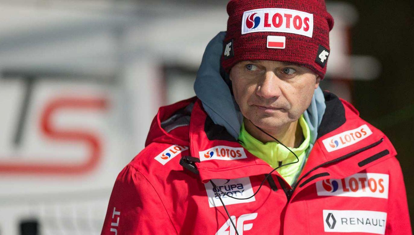 Według nieoficjalnych informacji 49-letni Tyrolczyk podpisał kontrakt na trzy lata do igrzysk w 2022 r. w Pekinie (fot. Foto Olimpik/NurPhoto/Getty Images)