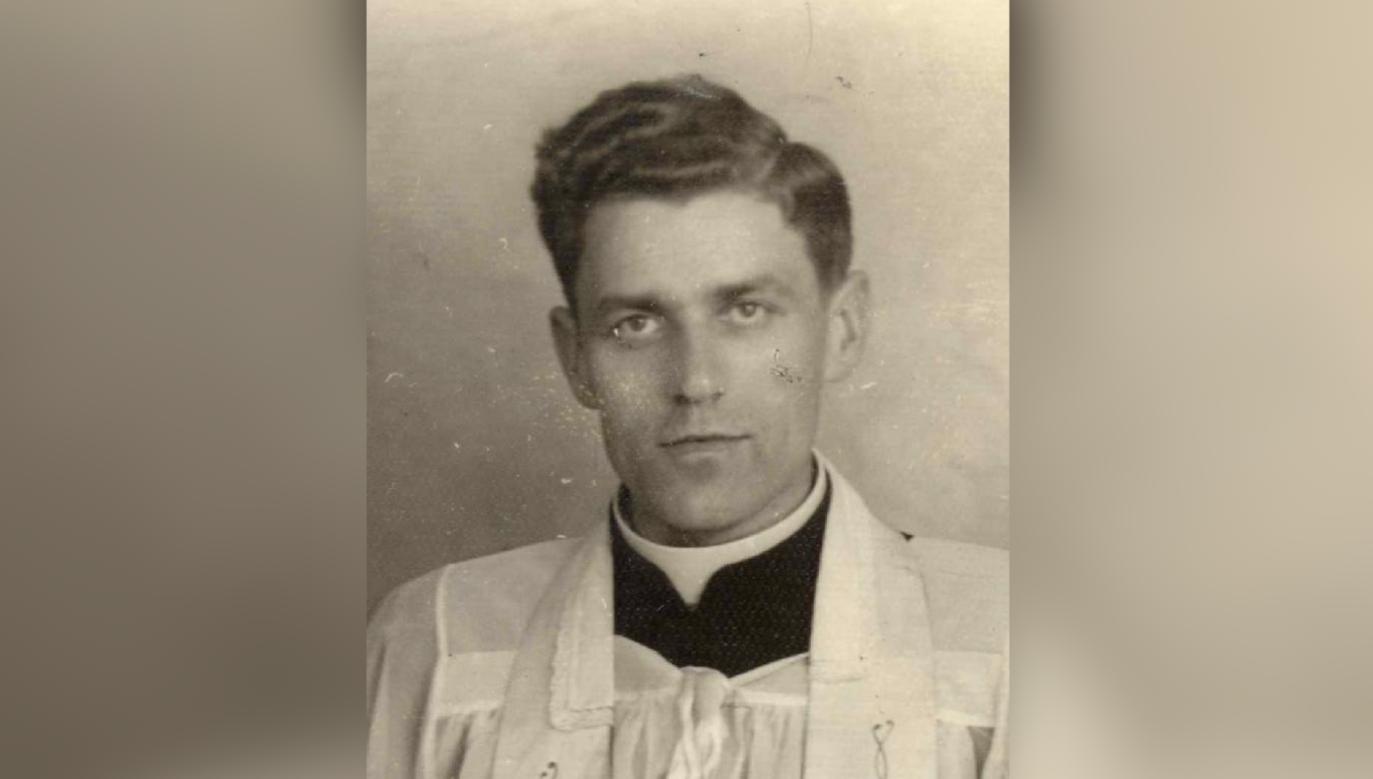 Priest Roman Kotlarz was the chaplain of the Radom protesters. Photo: IPN