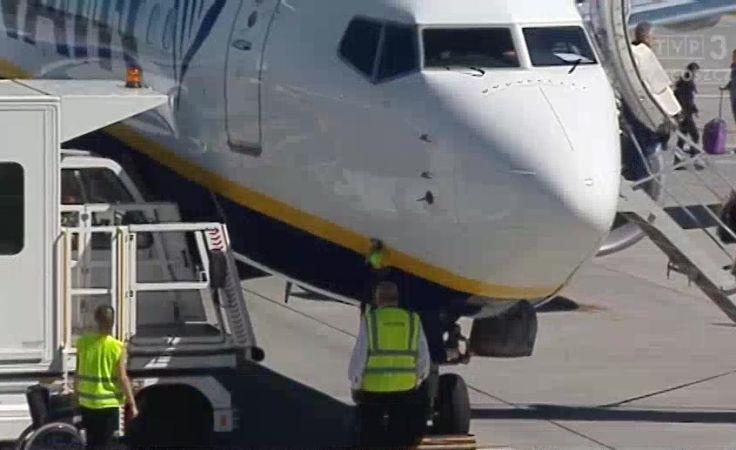Odwołany lot do Dusseldorfu
